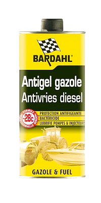 ANTIGEL GAZOLE  additifs traitements_diesel