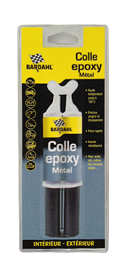 COLLE EPOXY SPECIAL METAL  loctite specifiques