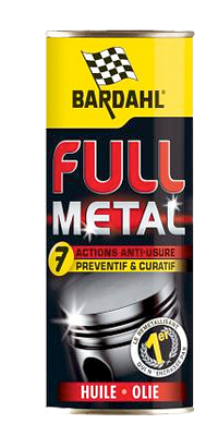 FULL METAL  additifs traitements_huiles