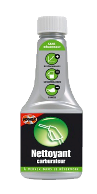 additifs traitements_essence NETTOYANT CARBURATEUR