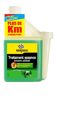 TRAITEMENT CARBURANT  additifs traitements_essence