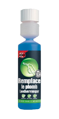 REMPLACE LE PLOMB additifs traitements_essence